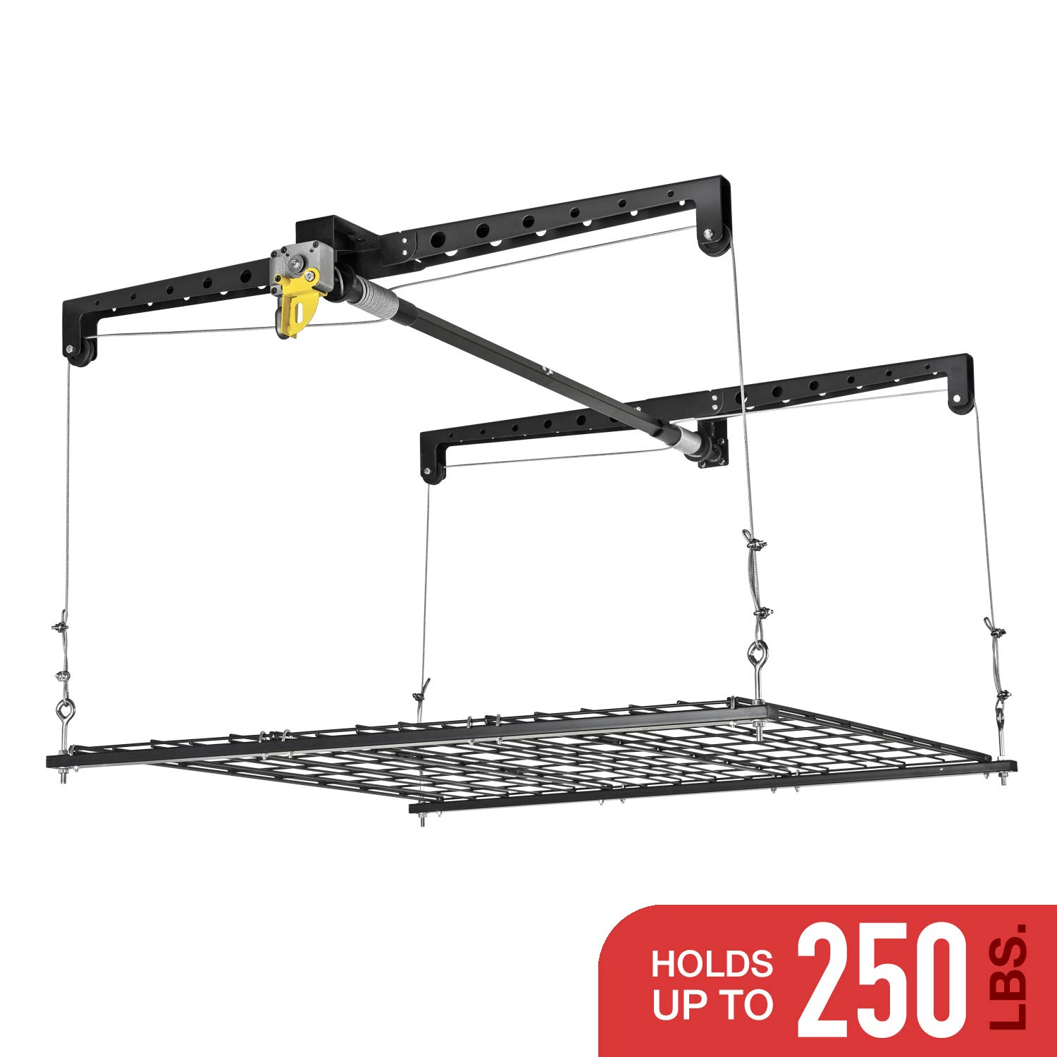 Racor - Ceiling Storage Heavy Lift - Up to 250 lbs by Racor