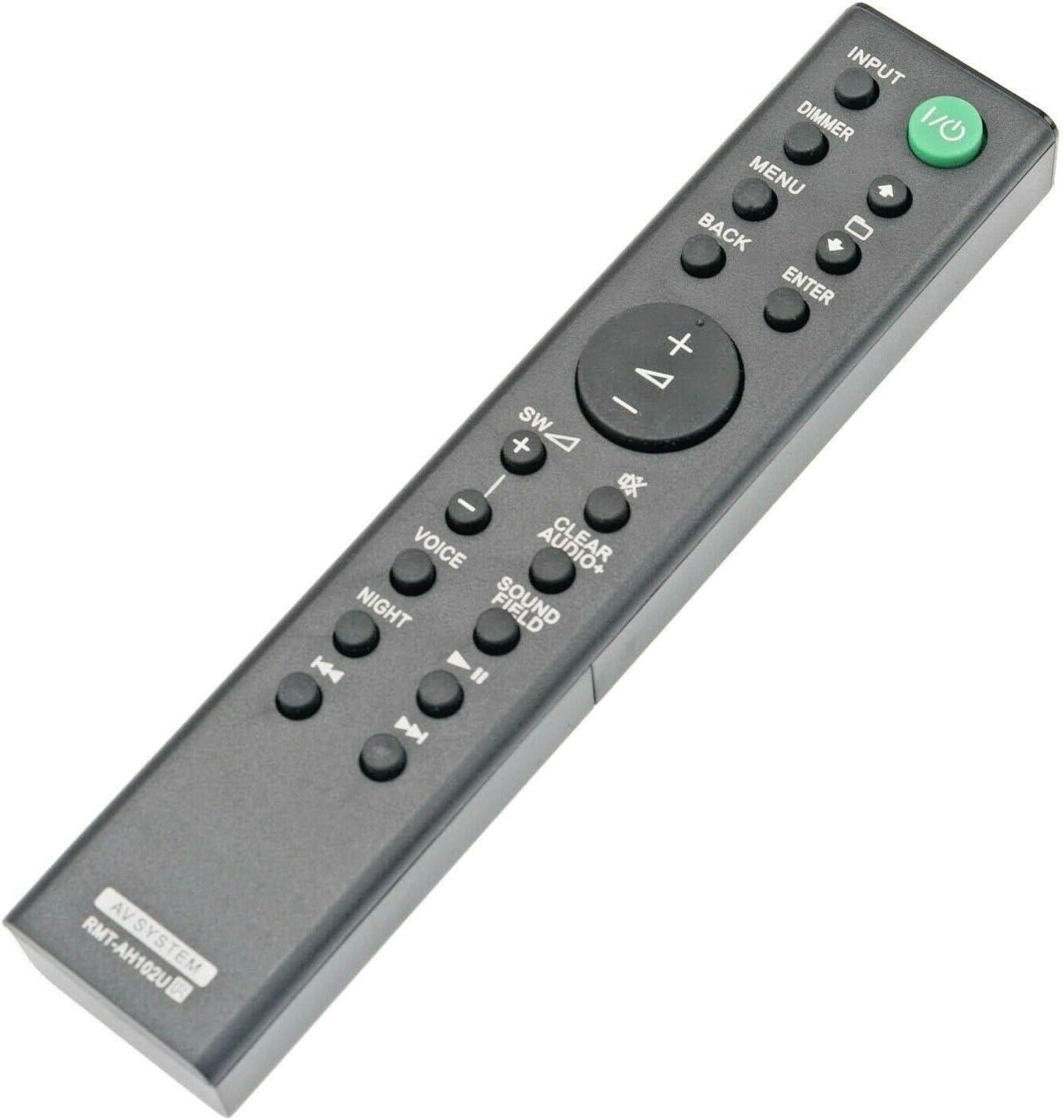 Remote Control RMT-AH102U RMTAH102U for Sony AV System HT-XT100 HTXT100 Replaced