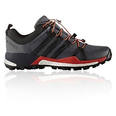 adidas Terrex Agravic Gtx, Herren Wanderschuhe, Grau (Grigio Grivis/negbas/energi), 44 EU