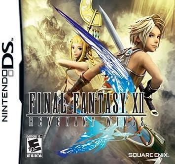 Final Fantasy XII: Revenant Wings (輸入版): Amazon.es: Electrónica