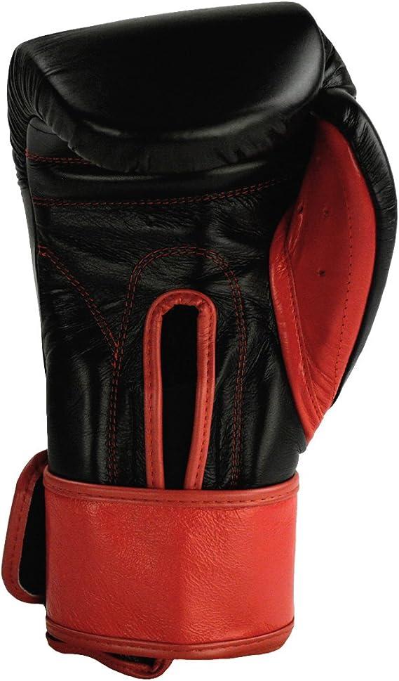 Red 14 oz CLETO REYES Extra Padding Leather Training Gloves