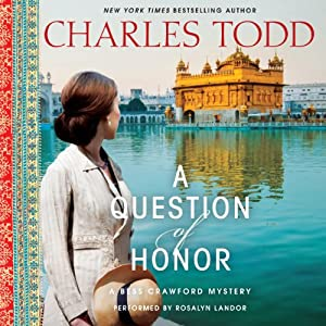 A Question of Honor Audiobook