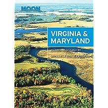 Moon Virginia & Maryland: Including Washington DC