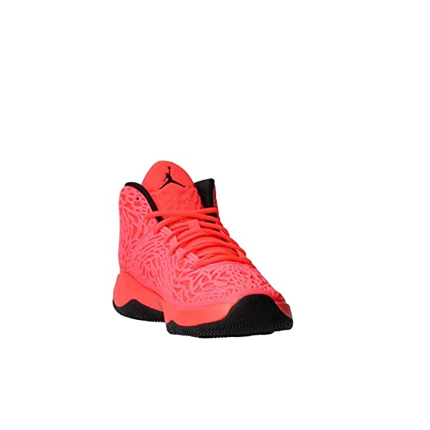 infrared Uomo Basket Scarpe 600 Black 834268 Rosso Nike Da 23 q10XZw