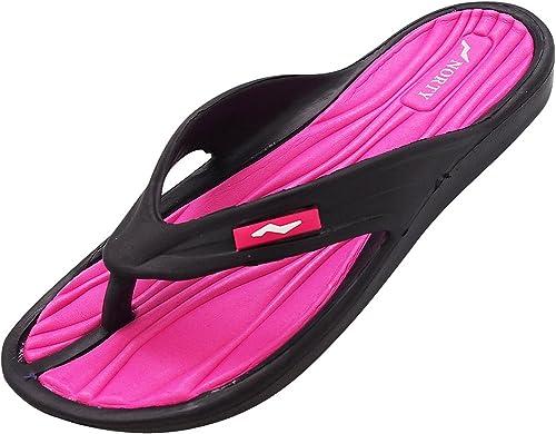 662fa570e NORTY - Women s Molded Flip Flop Sandal