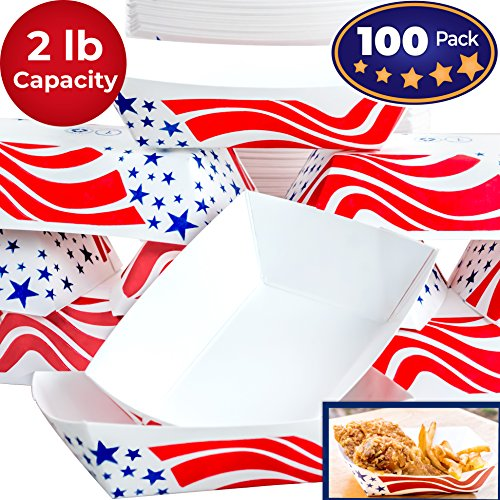 Heavy Duty, Grease Resistant 2 Lb US Flag