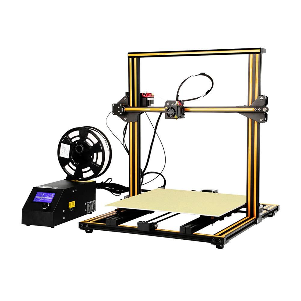 QLPP Impresora 3D, autoensamblado Función de impresión del ...