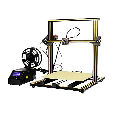 QinLL Impresora 3D, autoensamblado Función de impresión del ...