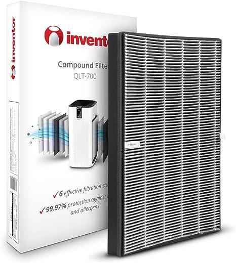 Inventor Filtro HEPA de Alta Eficiencia para Purificador de Aire ...