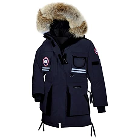 snow mantra parka from canada goose