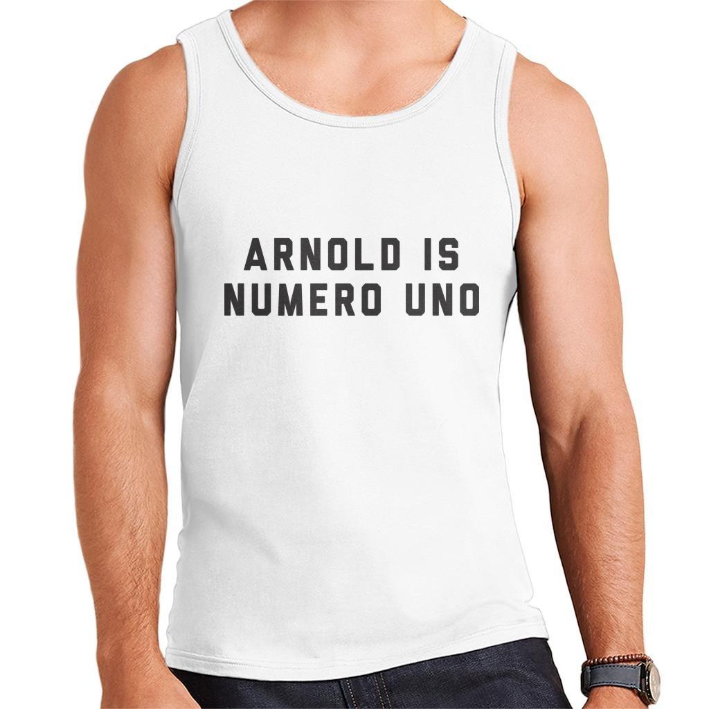 Arnold Schwarzenegger Arnold is Numero UNO Men's Vest