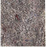 Con-Tact Brand Movenot Reversible Felt Rug Pad for Hard Surfaces and Carpet, 4' x 6'