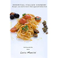 Essential Italian Cookery (English Edition)