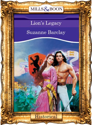 pride of lions barclay suzanne