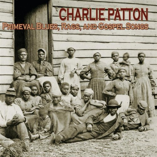 Blues Gospel Music (Primeval Blues, Rags, And Gospel Songs)