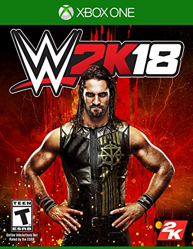 WWE 2K18 Standard Edition - Xbox One