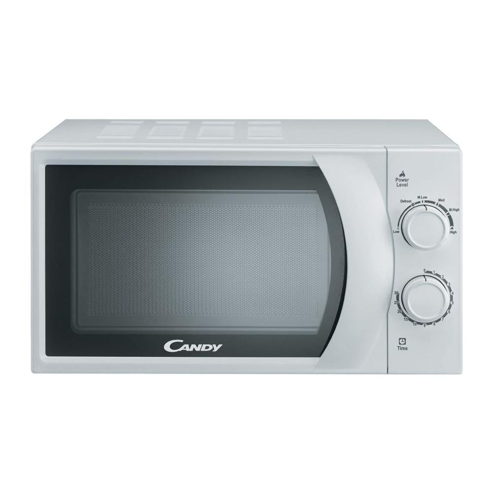 CANDY CMW2070M Forno Microonde Potenza 700 Watt Capacità 20 Litri Colore Bianco