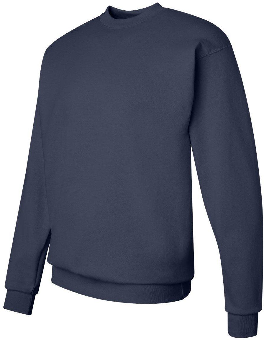 1c4f9f6b Hanes ComfortBlend EcoSmart Crew Sweatshirt, Navy, Size-S: Amazon.ca:  Sports & Outdoors