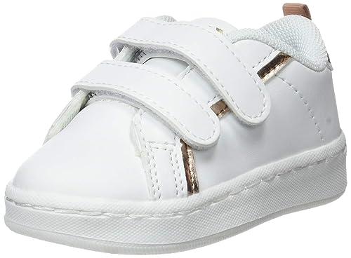 Zippy Zapatillas Deportivas para bebé niña, casa para Bebés, Blanco (White 1184), 20 EU: Amazon.es: Zapatos y complementos