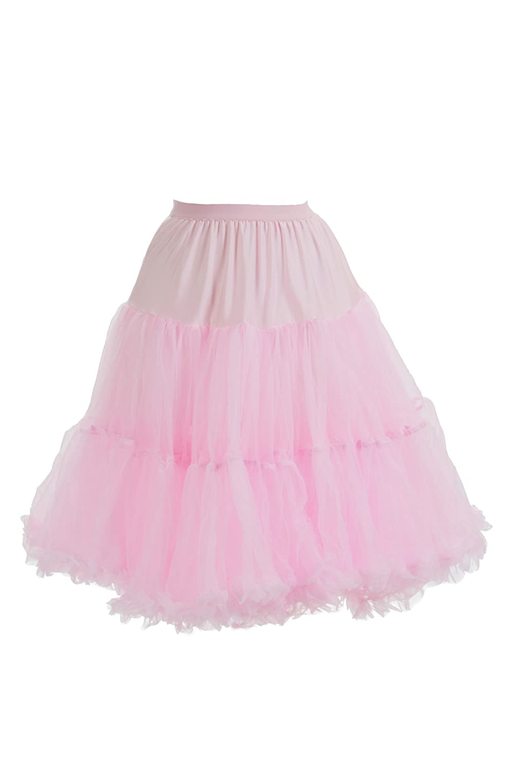 Crinoline By Tatyana - Red and Pink Petticoats $50.00 AT vintagedancer.com