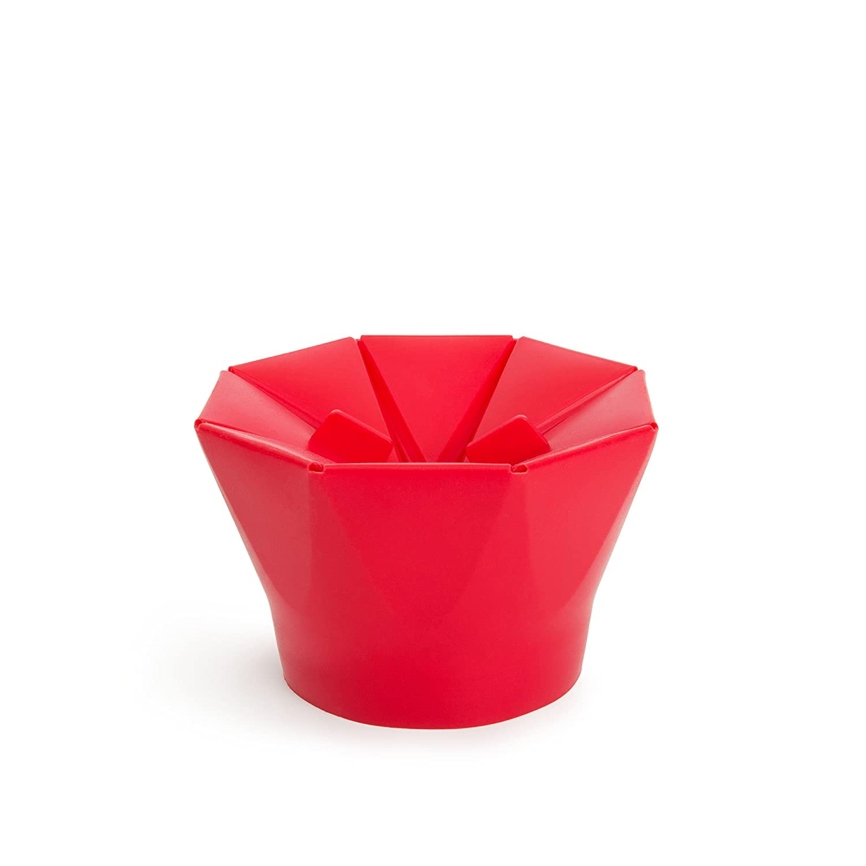 Palomitero microondas silicona | Palomitas de maíz en microondas | Cubo de silicona para palomitas | Palomitero de silicona para microondas | ...