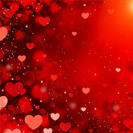 Amazon Com Aofoto 6x6ft Valentins S Day Love Romantic