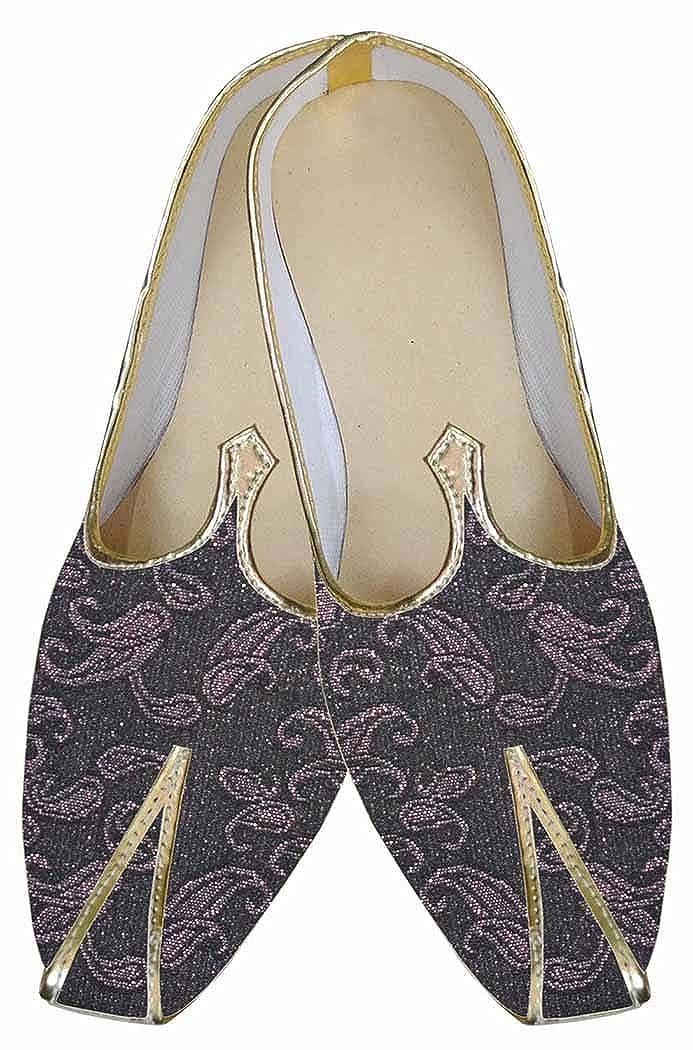 INMONARCH Hombres Marrón Moda Zapatos Zapatos Zapatos de Boda India MJ0176 bf1718