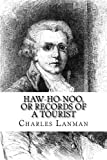 img - for Haw-Ho-Noo, or Records of a Tourist book / textbook / text book
