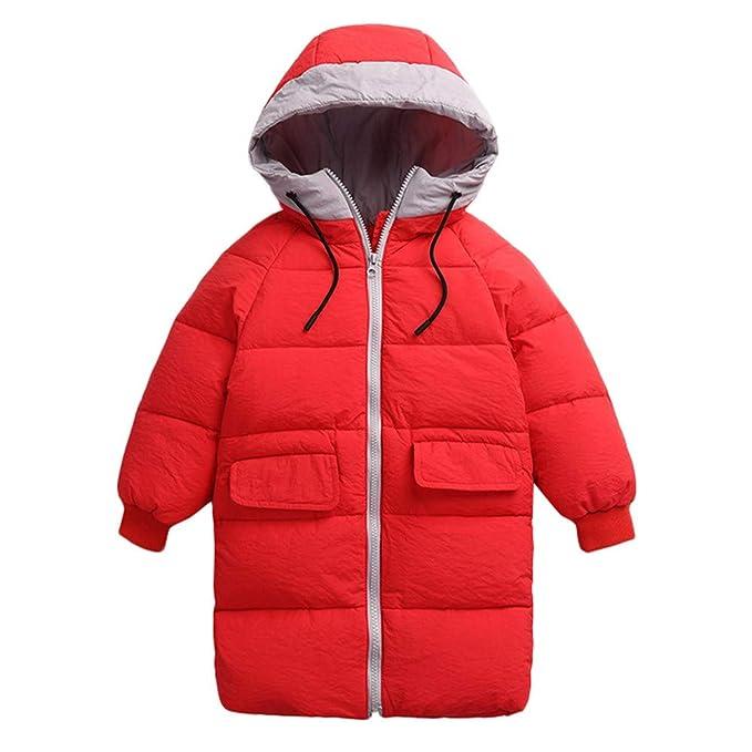 431314f20 Amazon.com  Baby Girls Boys Kids Warm Winter Coat Hoodie Tops Hooded ...