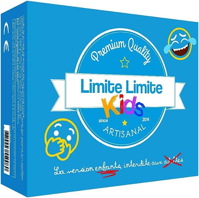 Limite Limite Kids, Le Jeu Interdit aux Adultes - ...