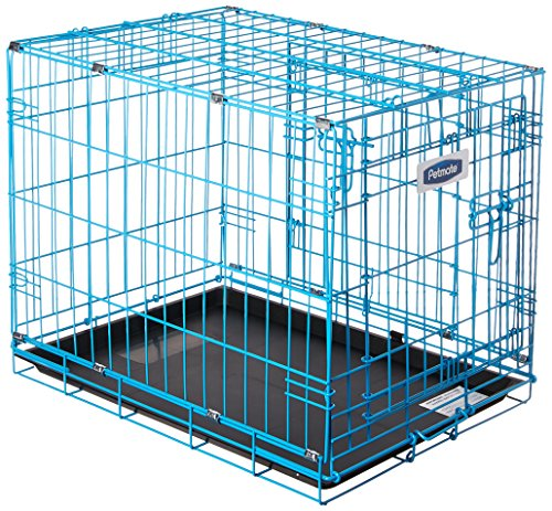 Petmate 21930 Puppy 2 Door Training Retreat, 24-Inch, -