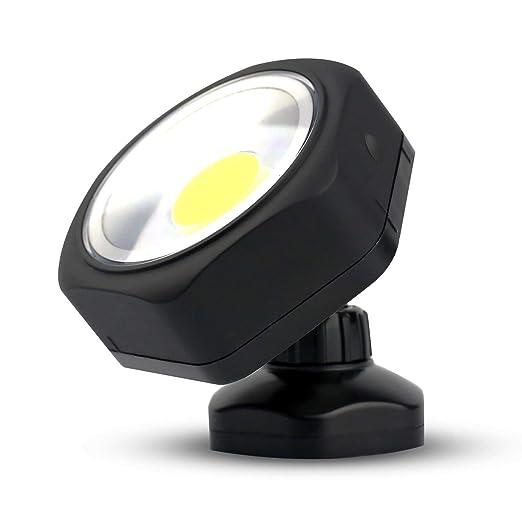 Amazon.com: PowerFirefly 250 lúmenes COB LED luz de trabajo ...