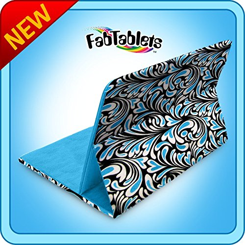 """Pillow Pets Panda FabTablet Print 7 To 10"""" Stand Cover For Tablets And Ipad"""