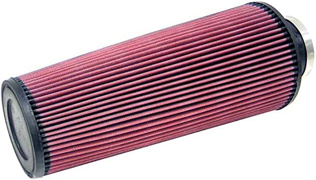 K/&N Round Tapered Clamp-On Air Filter RG-1001RD