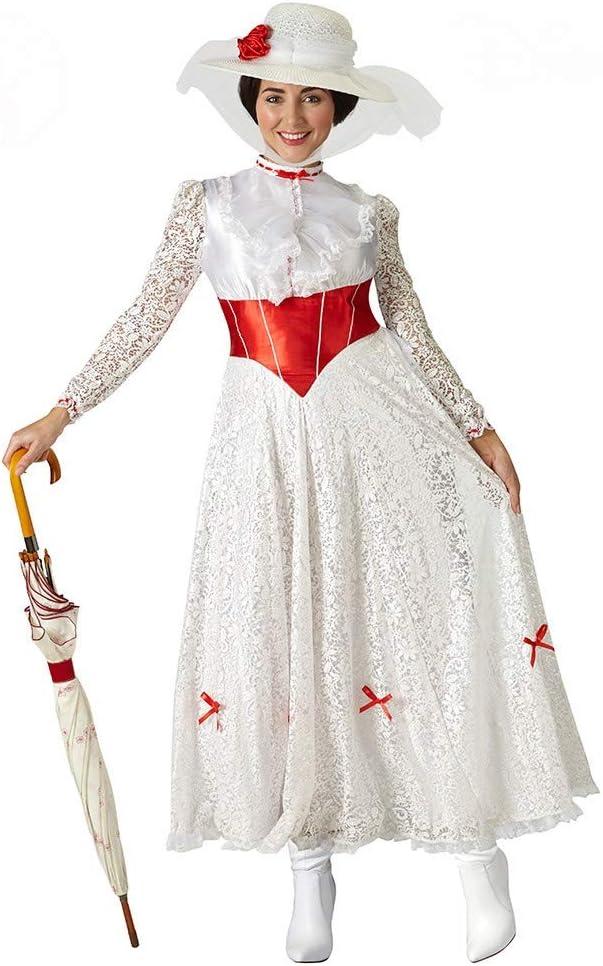 Rubie s Mary Poppins - Disfraz para Mujer , Talla S: Amazon.es ...