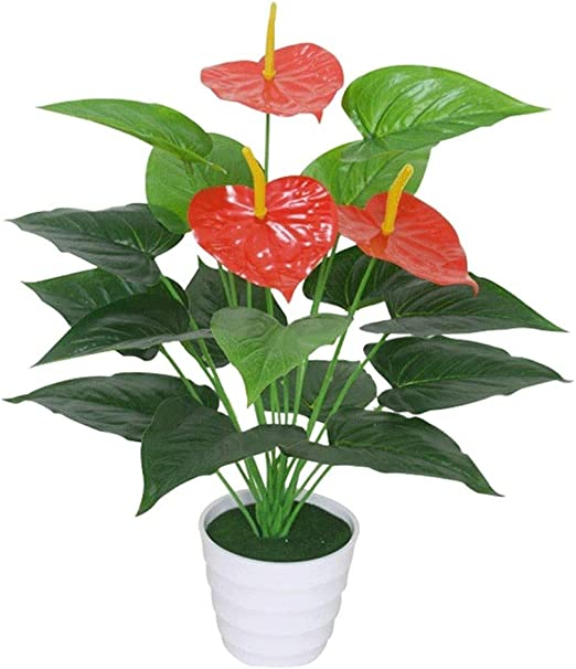 Amazon Com Beautiful Artificial Plants Home And Office Decorative