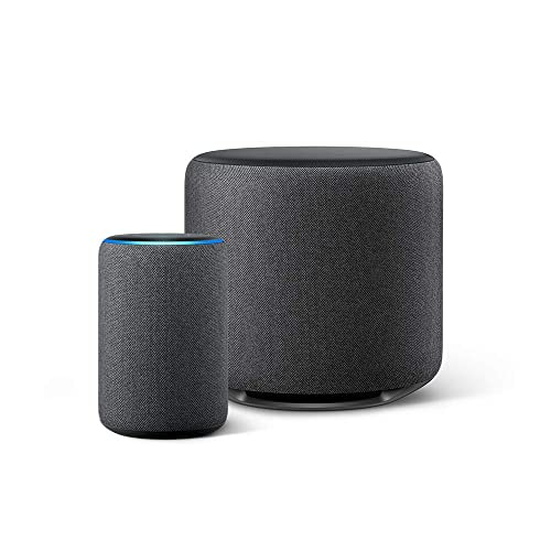 Echo Plus + Echo Sub (エコーサブ)
