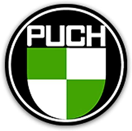 Adhesivo con Logotipo de Johann Puch Automobil para Bicicleta, 7 x ...