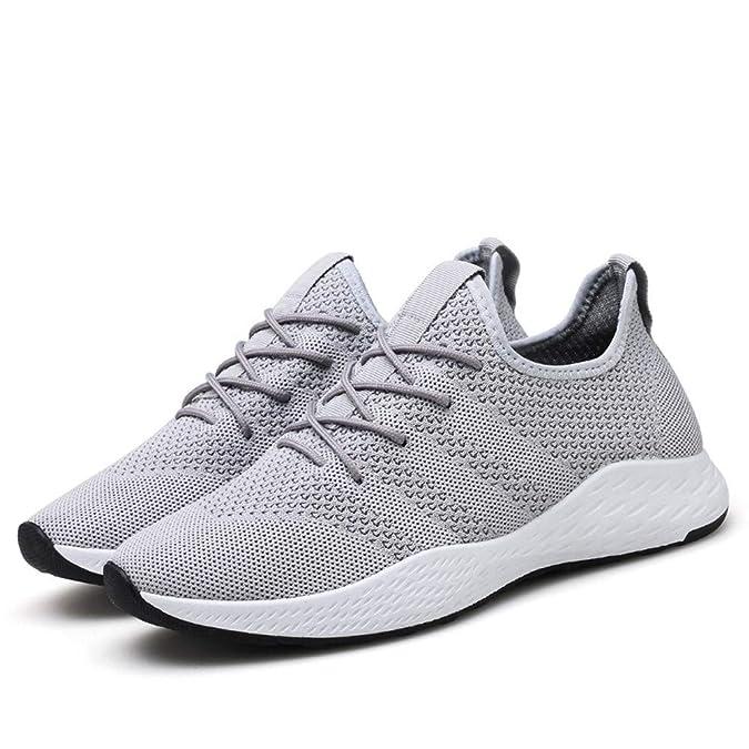 Atmungsaktive Herren Sneakers Hohe Qualität Komfortable Rutschfeste Soft  Mesh Herren Schuhe Sneaker Herren Sneaker Socken Herren Turnschuhe  Fitnessschuhe ... c73de9979c