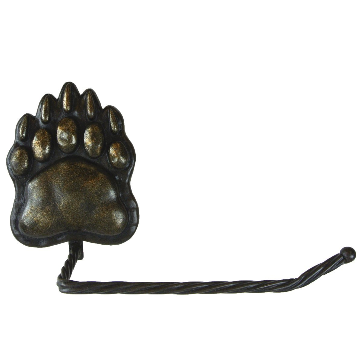 LL Home 12875 Bear Paw Toilet Paper Holder