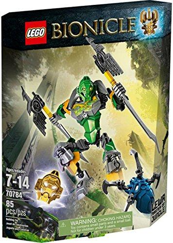 LEGO Bionicle 70784 Lewa - Master of Jungle Set New In Box Sealed #70784 /ITEM#G839GJ - Bionicle Water Master Of