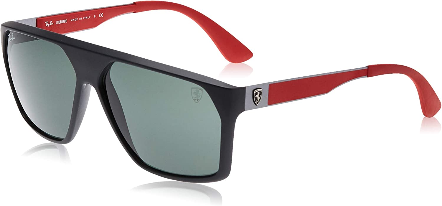 Ray Ban Rb4309 M F602 71 Scuderia Ferrari Collection Amazon De Bekleidung