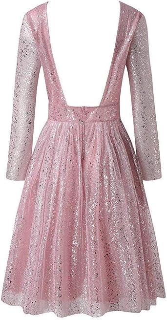 Elegancka damska sukienka z cekinami, brokatowa, mini, bez rękawÓw, z odkrytymi ramionami, dla druhny, na wesele, uroczystość, koktajlowa, S-5XL: Odzież