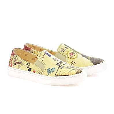 Be Cool Slip on Sneakers Shoes COC4014