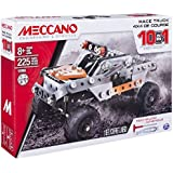 Meccano 6036038 10 Model Truck Set