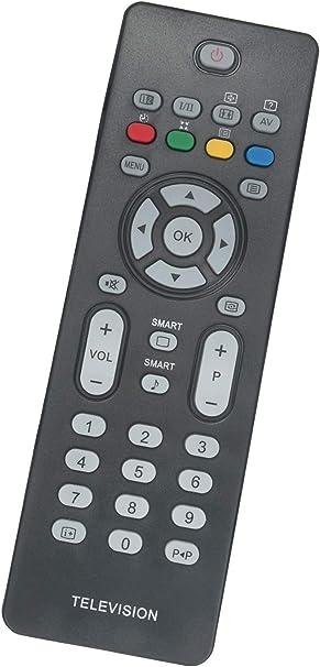 ALLIMITY RC2023601/01 313923814161 Reemplace el Control Remoto por Philips TV 26PFL5302D 37PFL3512D12 26PFL5322D37 26PFL7332S60 42PFL3603D27 42PFL5603 32HF5335D27 42PFL7403 42PFP5332D 47PFL7422D: Amazon.es: Electrónica