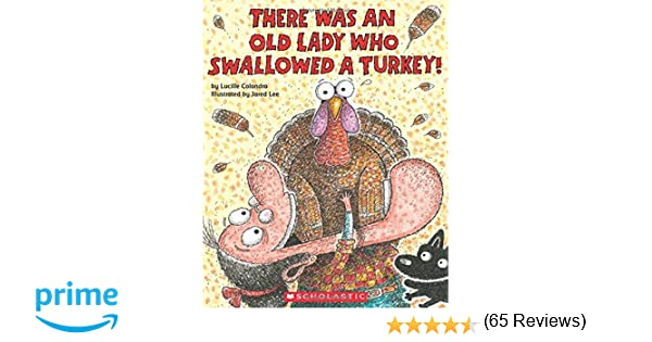 Workbook baby shower games printable worksheets free : There Was an Old Lady Who Swallowed a Turkey!: Lucille Colandro ...