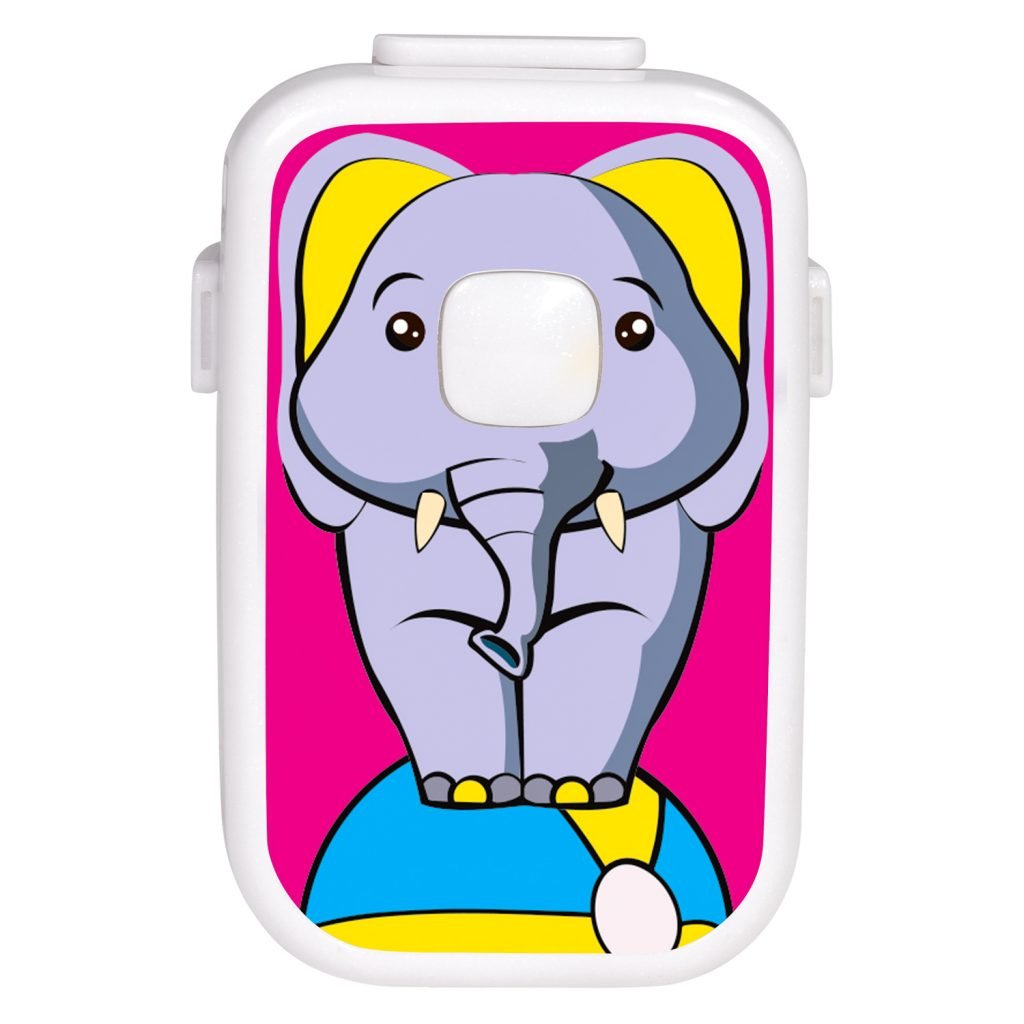 595c0018c5 Amazon.com  Smart Bedwetting Alarm for Deep Sleepers   Children with  Interchangeable Stickers 8 Loud Tones Lights and Vibration  Full Featured  Low Cost Bed ...