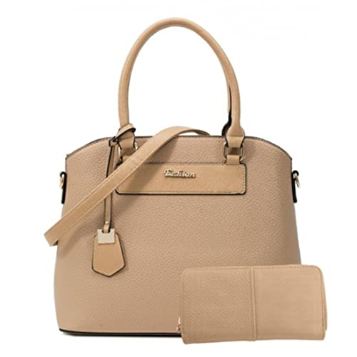 LeahWard Women s 2 IN 1 Handbags Quality Faux Leather Tote Bags Shoulder Bag  For School Gift 426498a0e3960