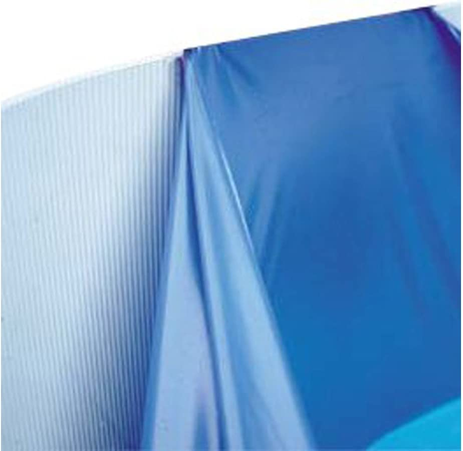 Gre FPROV610 - Liner para Piscinas Ovaladas, 610 x 375 x 120 cm (Largo x Ancho x Alto), Color Azul